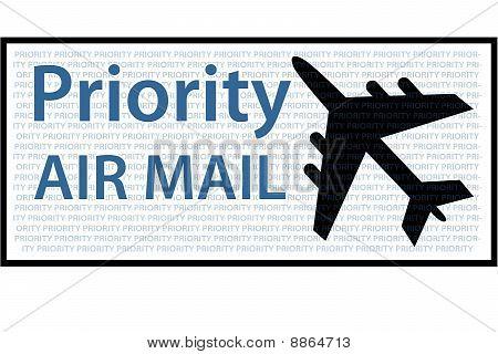 Priority Air Mail