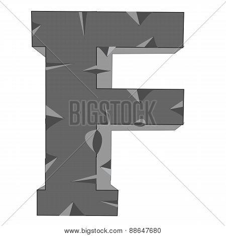 Stone Letter