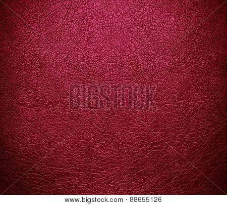 Amaranth deep purple leather texture background