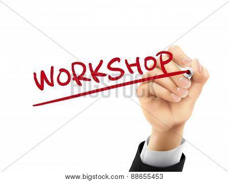 Workshop Written By 3D Hand