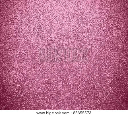 Amaranth pink leather texture background