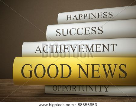 Book Title Of Good News