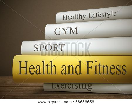 Book Title Of Health And Fitness
