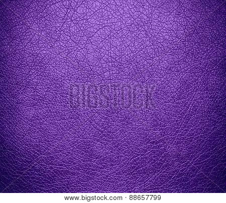 Amethyst leather texture background