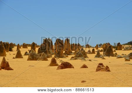 Rocky Landscape (Pinnacles)