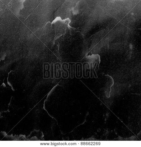 Grunge black texture background