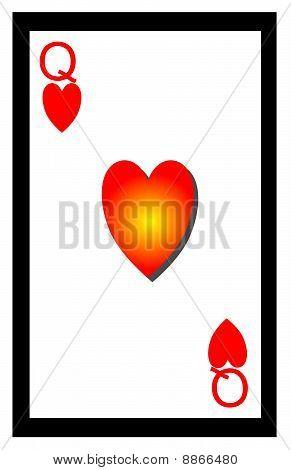 Valentine Queen Of Hearts