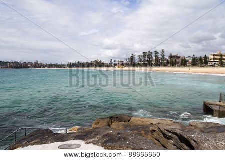 Manly Beach Qeenscliff