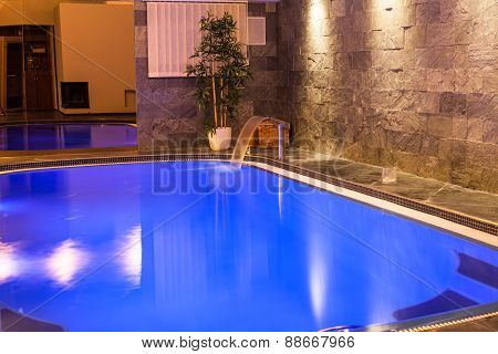 Wellness And Spa Swimming Pool