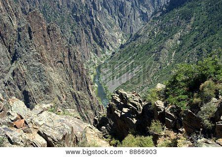 Colorado Canyon preto