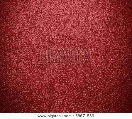 Bittersweet shimmer color leather texture background