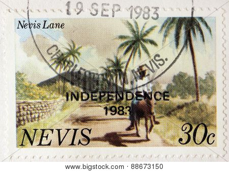 Nevis Lane