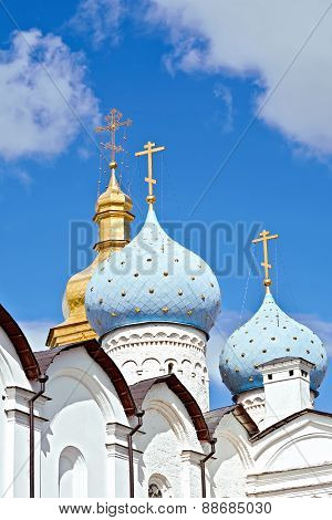 Cathedral of All Saints in Kazan