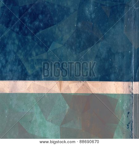 Abstract modern background with polygons