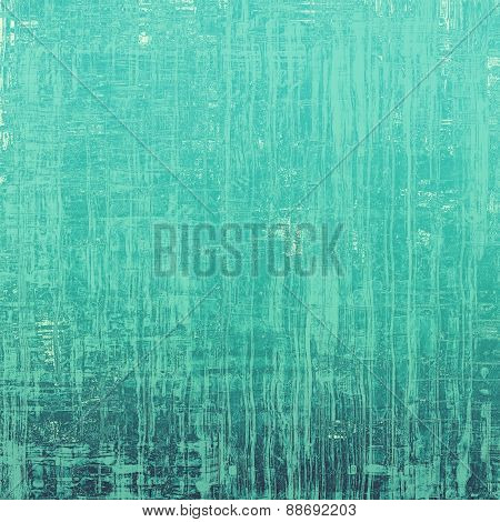 Beautiful vintage background. With different color patterns: gray; blue; cyan