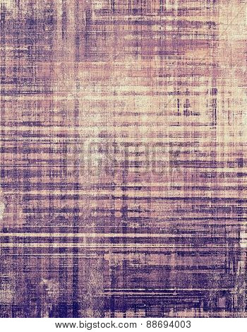 Grunge texture. With different color patterns: yellow (beige); brown; gray; purple (violet)