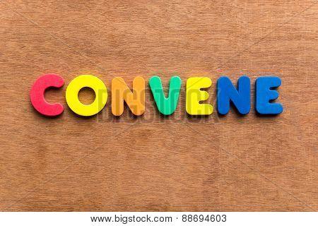 Convene