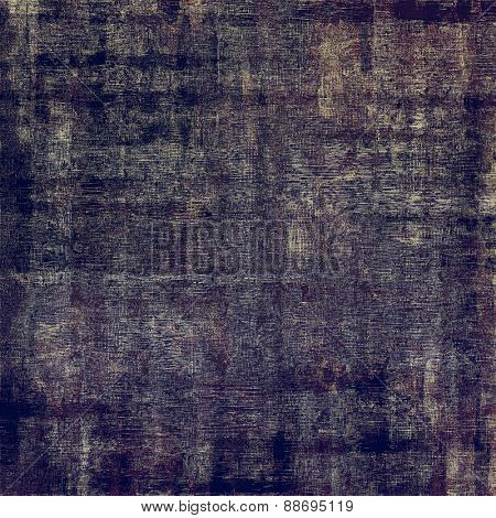 Vintage texture. With different color patterns: brown; gray; purple (violet); blue