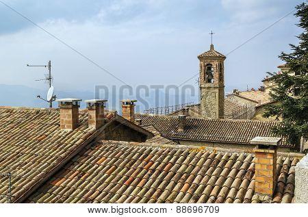 San Marino Roof
