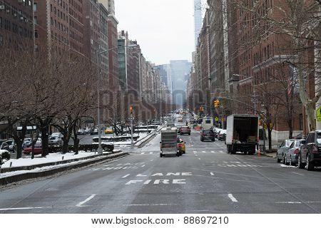 Rolling Down Park Avenue