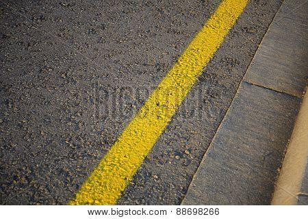 Road Curb