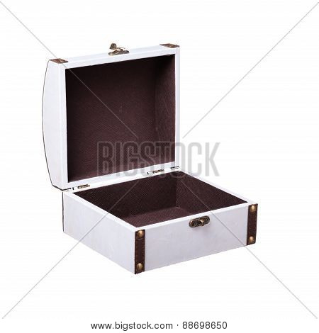 Empty Jewellery Case