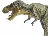 picture of pacific rim  - Isolated dinosaur and monster model in white background - JPG