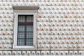 picture of ferrara  - Diamanti Palace in the downtown of Ferrara - JPG
