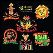pic of carnival rio  - Brazilian Carnival - JPG