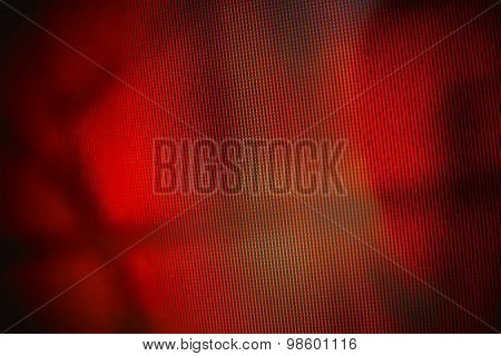 LED light - Stock Image