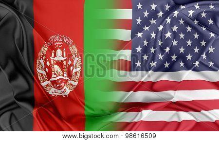 USA and Afghanistan