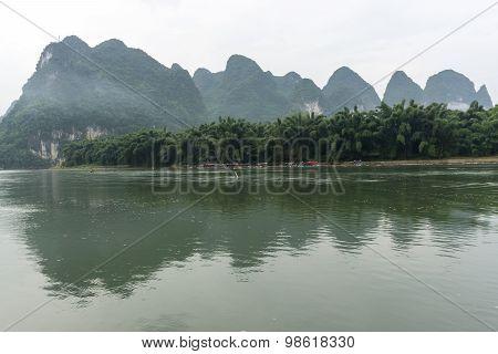 Xingping Morning Reflection