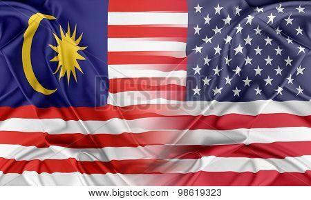 USA and Malaysia