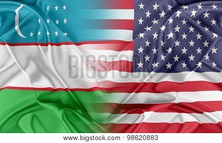 USA and Uzbekistan