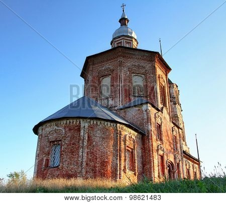 Ss. Boris and Gleb's Church in Suzdal, Russia