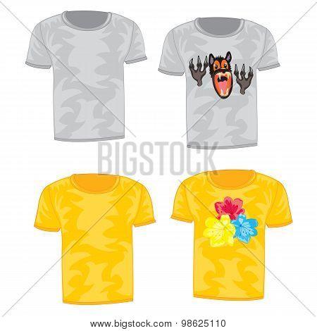 Cloth t-shirt