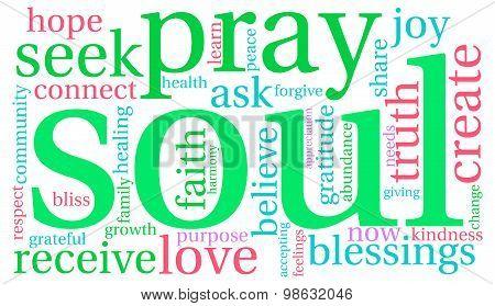 Soul Word Cloud