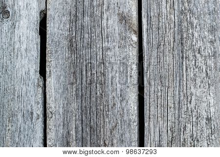 Texture Of The Old Weathered Boards