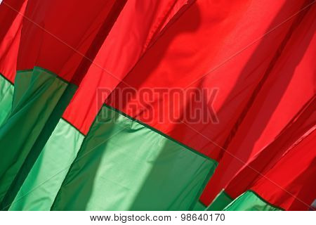 Red-green Flags