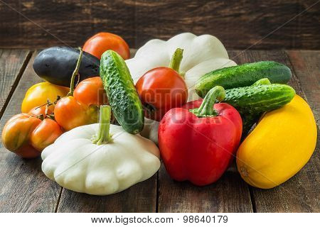 Organic Vegetables The New Crop