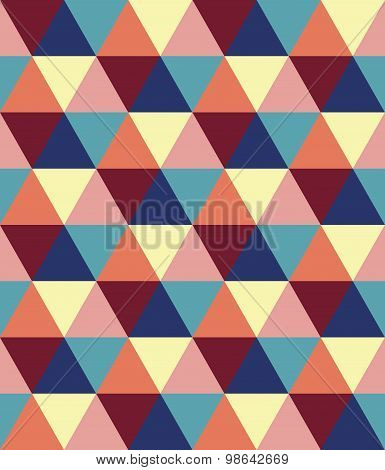 Pattern Of Triangles