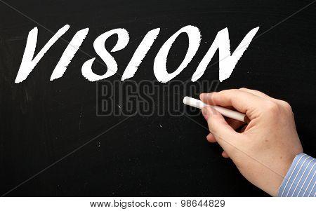 Writing Vision