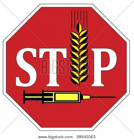 Stop Genetically Modified Wheat
