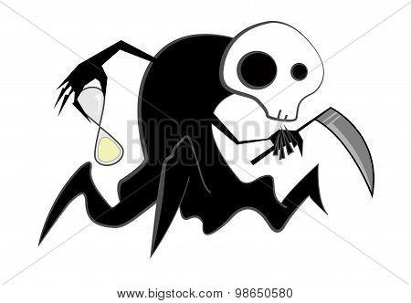 Spooky reaper