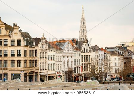 Streets Of Brussels, Belgium
