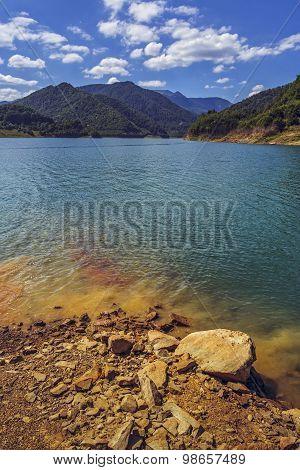 Siriu Lake, Romania
