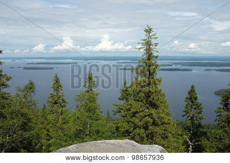 Landscape, Koli National Park, Finland