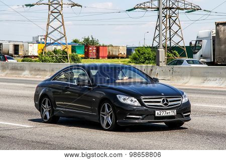Mercedes-benz C216 Cl-class