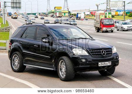 Mercedes-benz W164 M-class