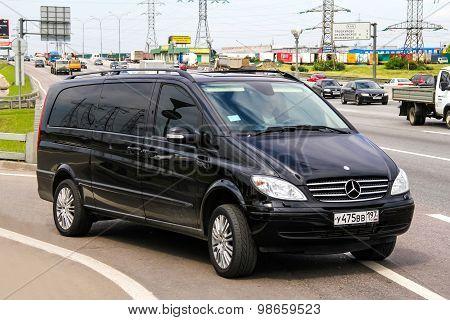 Mercedes-benz W639 Viano